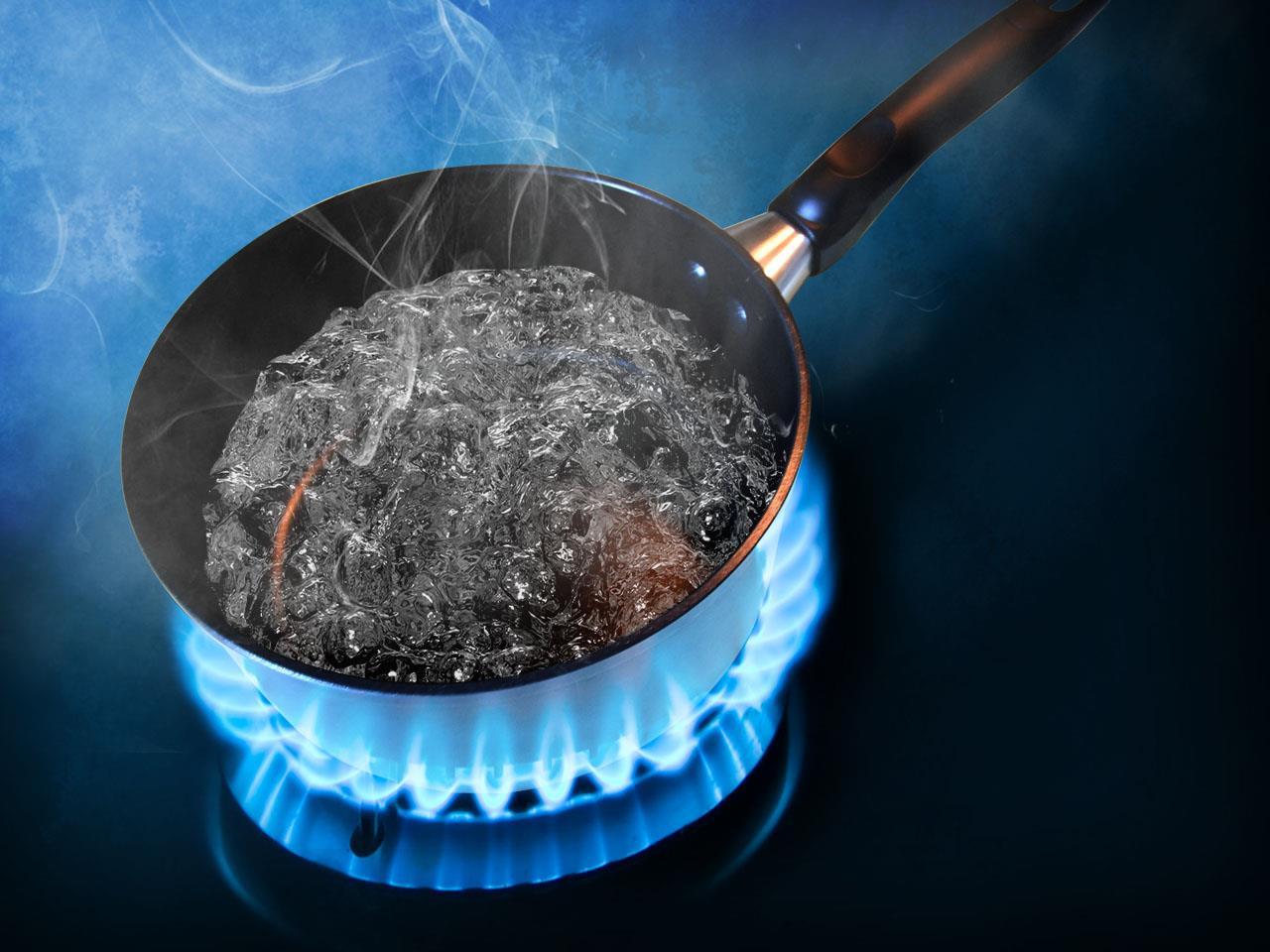boil water generic