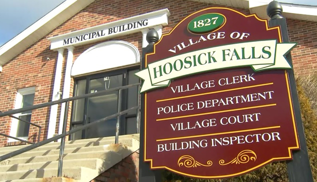 New drinking water source for Hoosick Falls