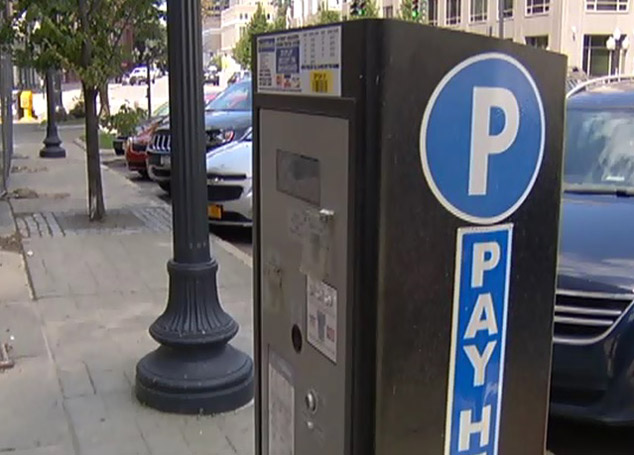 albany parking meter_236412