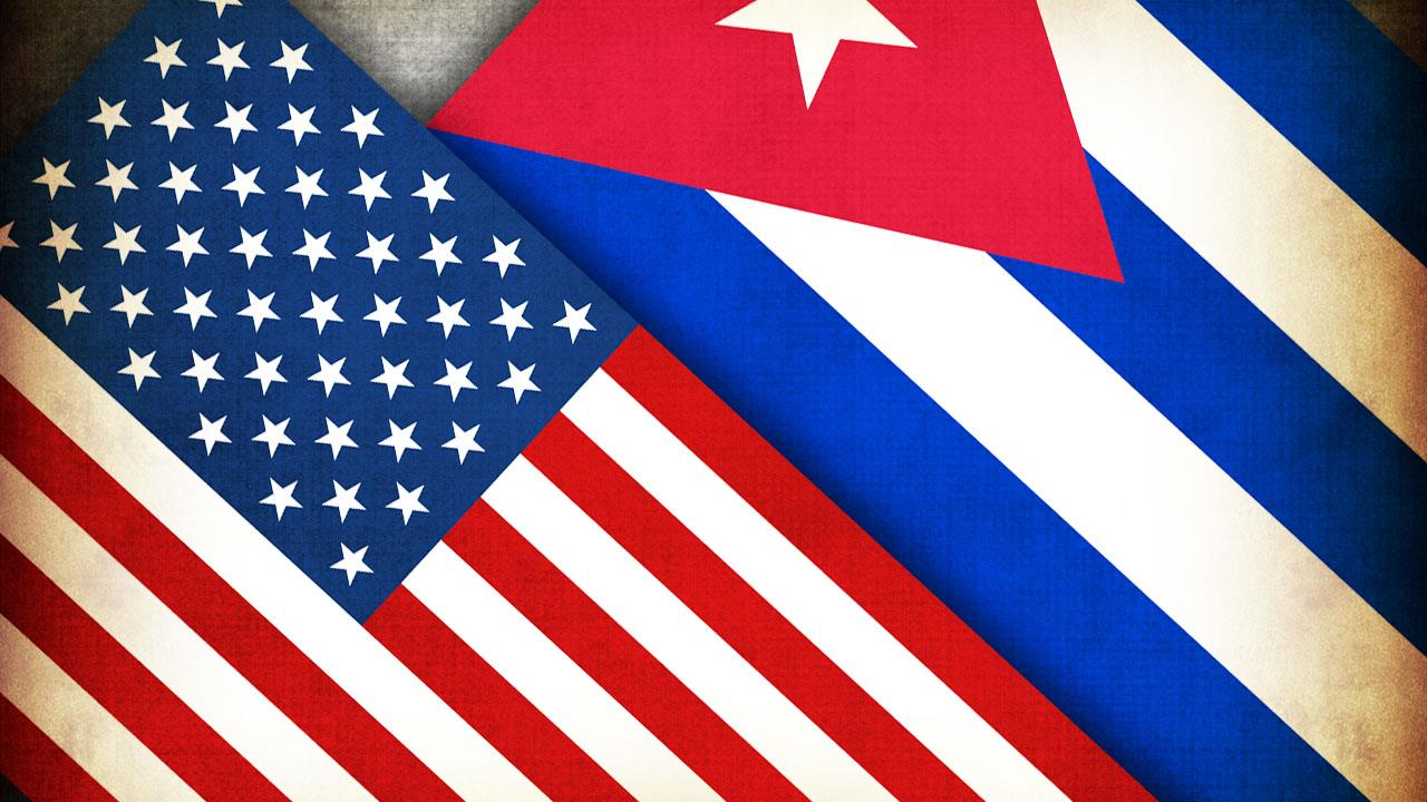 Cuba US Flags_217447
