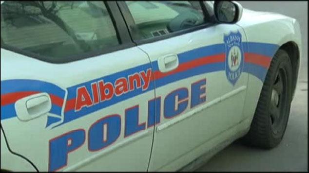 albany police car_186409