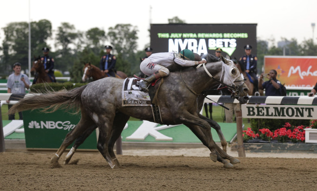 Belmont Stakes Horse Racing_424006