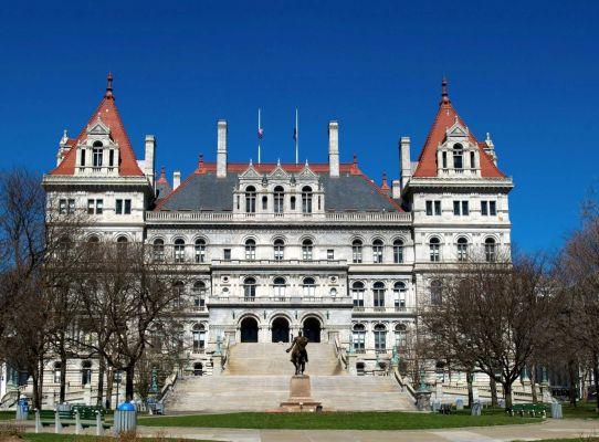 Rent reform impact on Upstate NY