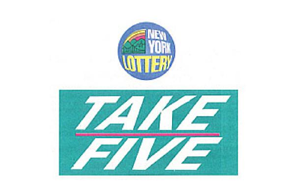 Take 5 Lottery_407398