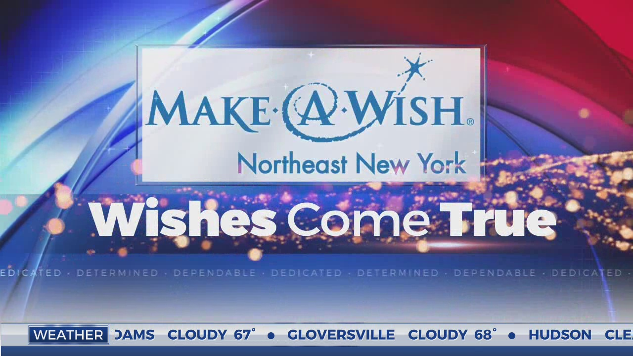 Wishes Come True: 8-year-old learns he's going to Disney at