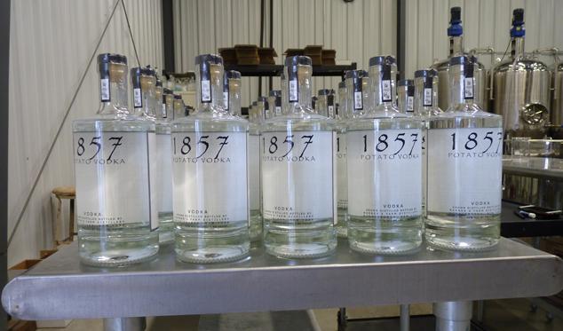 potato vodka bottles crop_436811