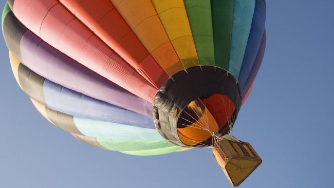 Hot Air Balloon_447983