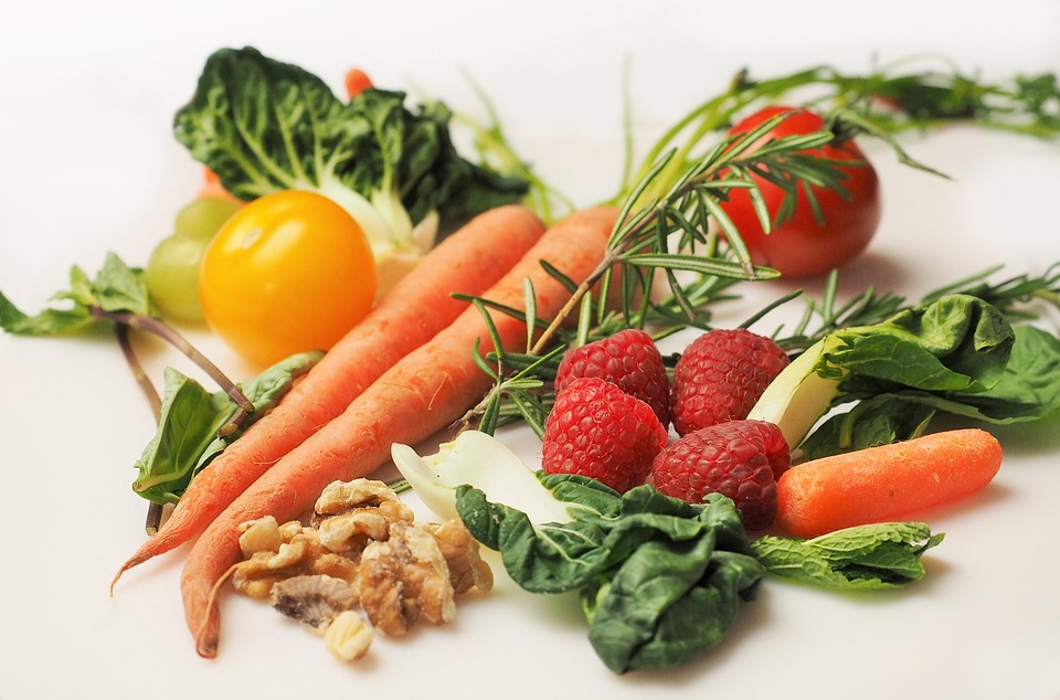 Fruits and Vegetables_483079