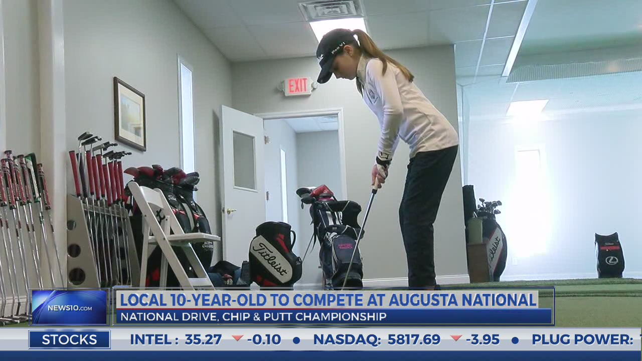 Local 10-year-old golfer to compete in national competition at