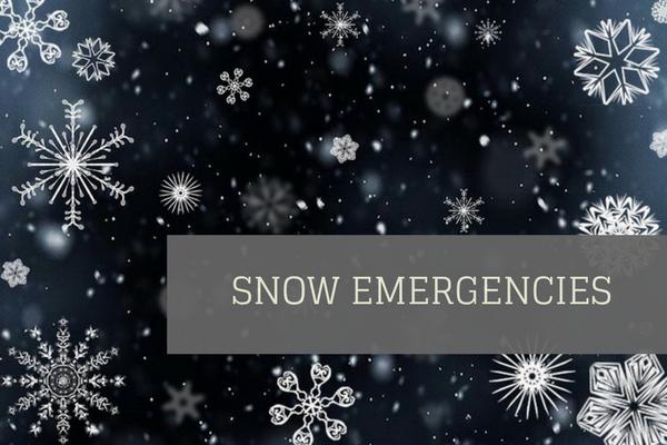 Snow Emergencies_554523