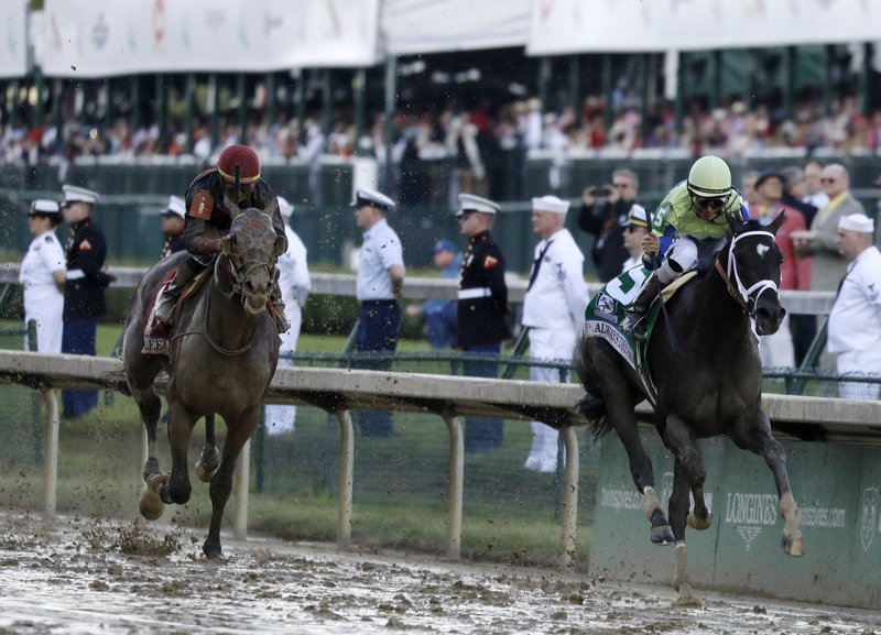 2017 Kentucky Derby_583523