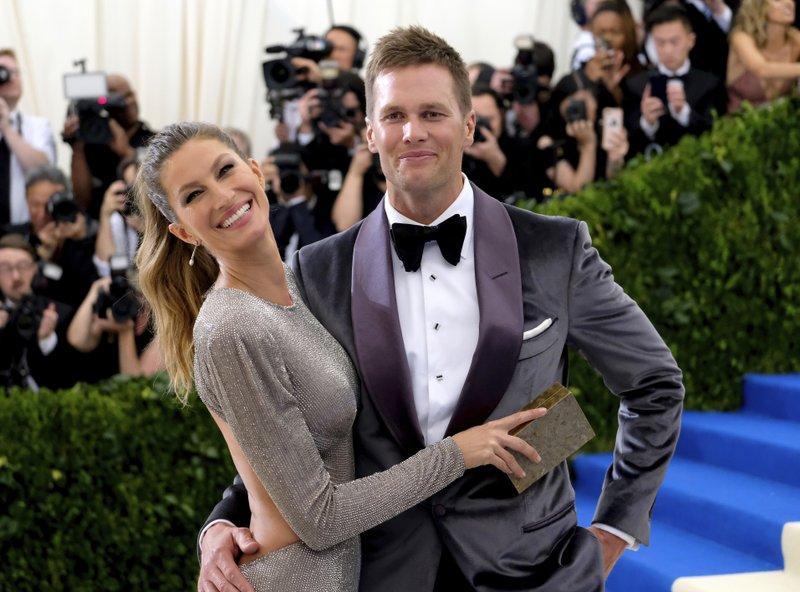 Tom Brady and Gisele Bundchen_583562
