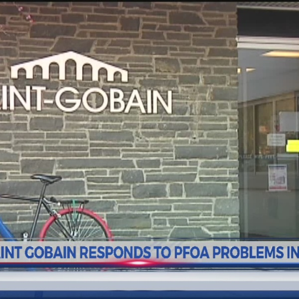 Saint-Gobain responds to PFOA in NH