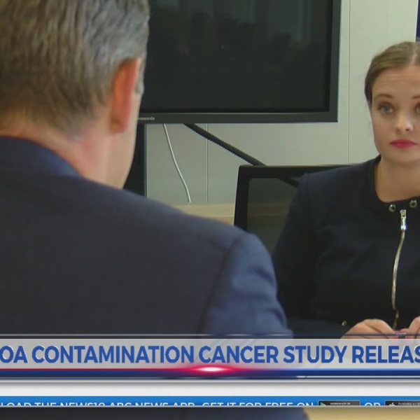 PFOA Contamination Cancer Study Released