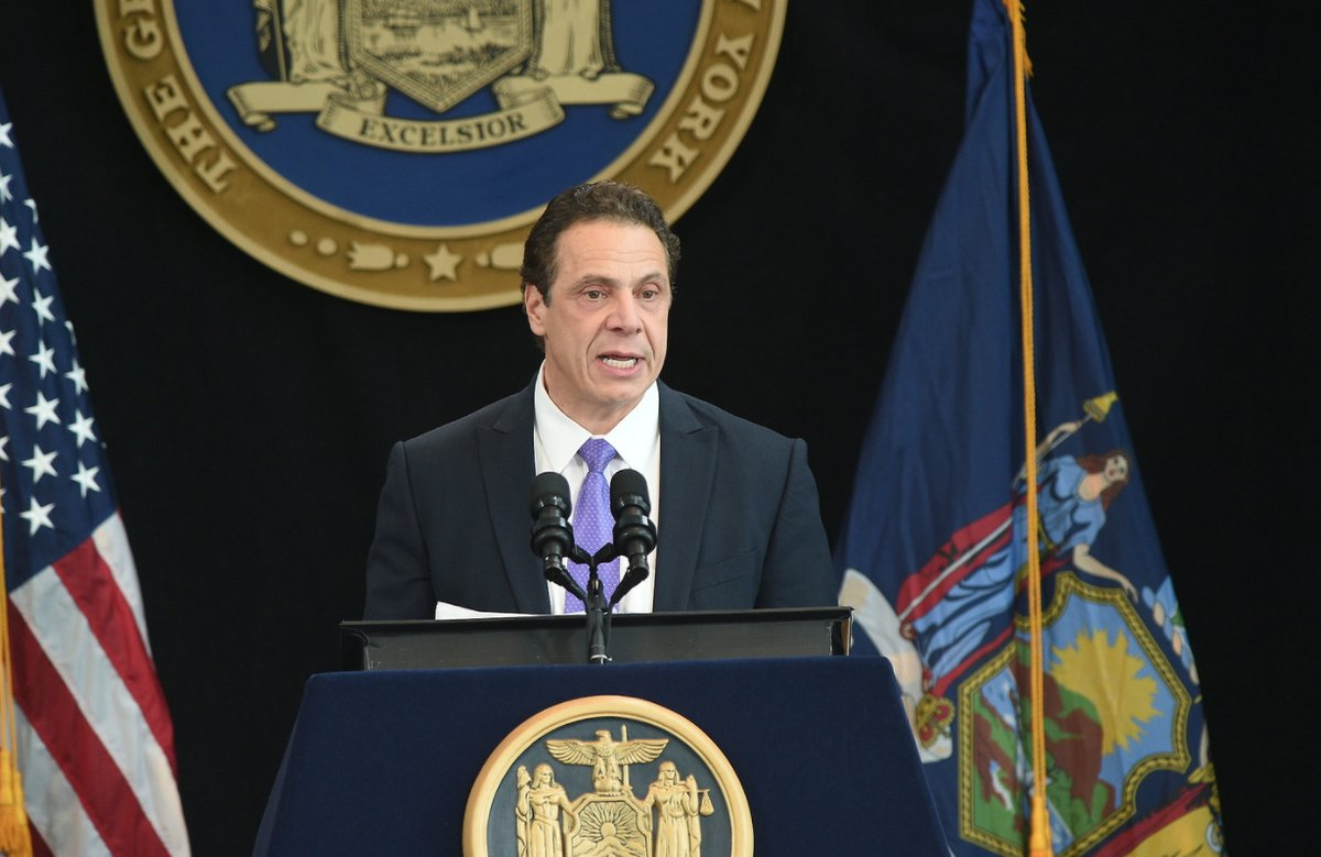 Gov. Cuomo State of the State_524350