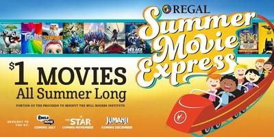 Regal Entertainment Group Summer Movie Express_599756