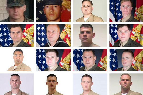 Marines killed in crash_606781