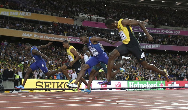 Usain Bolt 2017 Worlds_615735