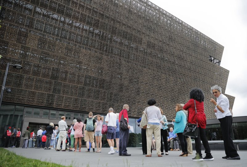 National Museum of African American History and Culture (Smithsonian)_635634