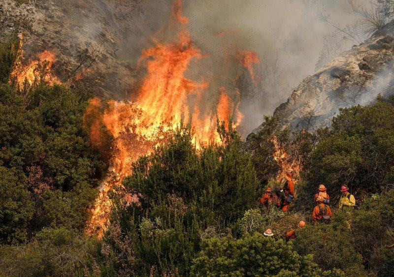 Western wildfires_626929