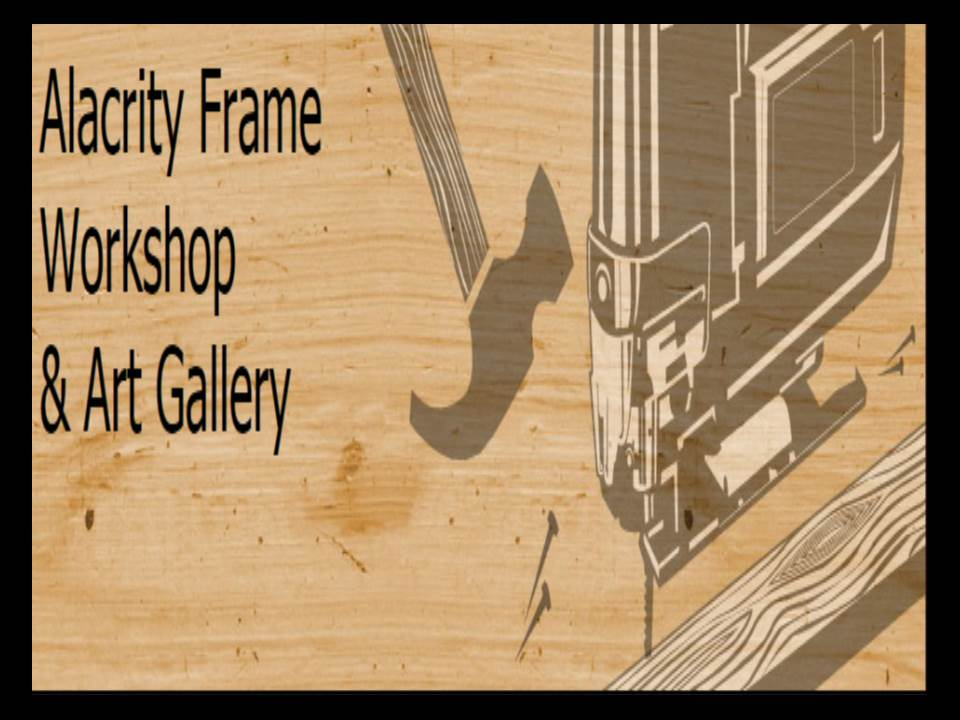 Alacrity Frame Workshop brings design and art to Lark Street