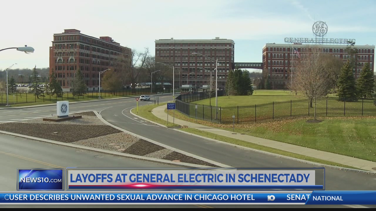 Ge Digital Layoffs >> Ge Announces Layoffs At Its Schenectady Plant
