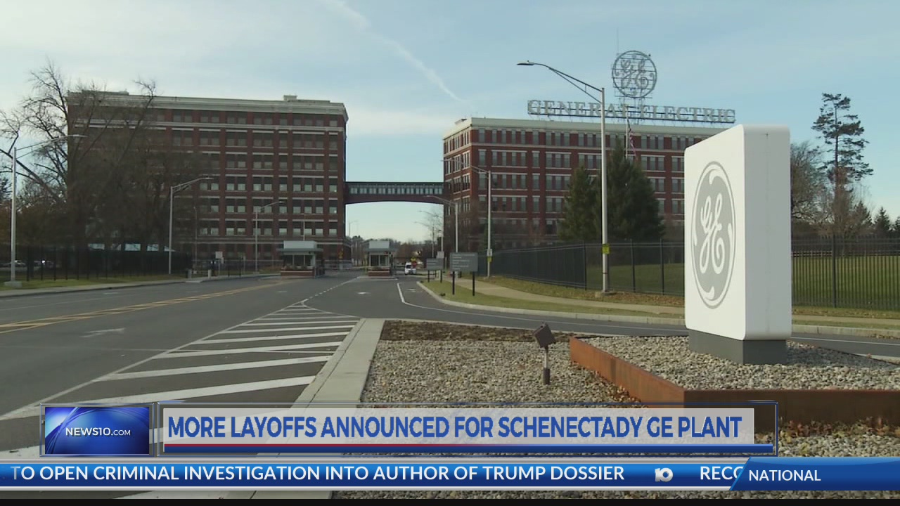 Ge Digital Layoffs >> 130 Laid Off At Ge Plant In Schenectady