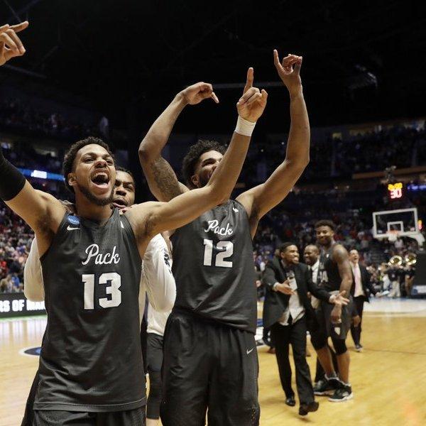 NEVADA NCAA GAME WIN