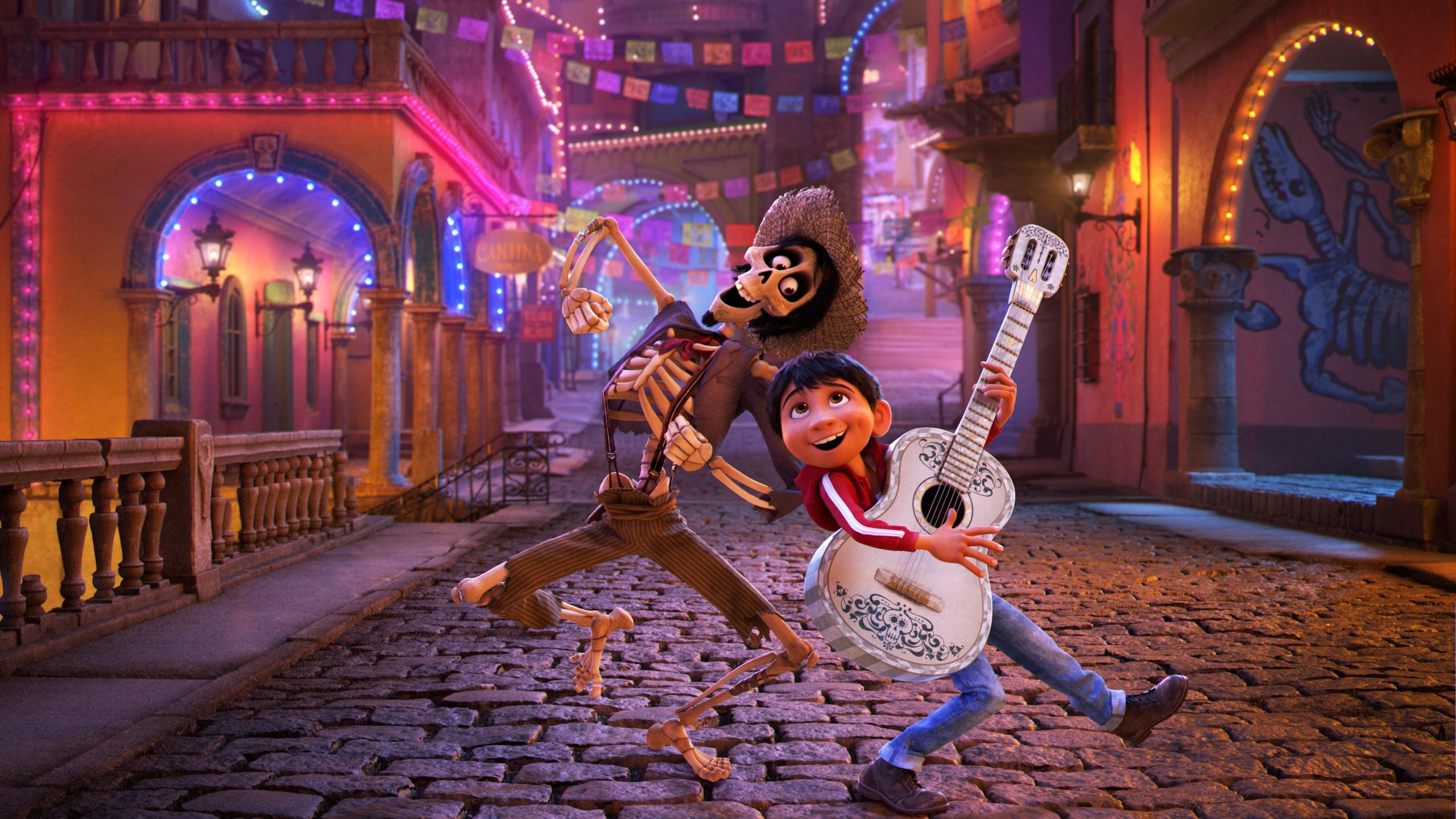 Coco film Pixar AP-846624087
