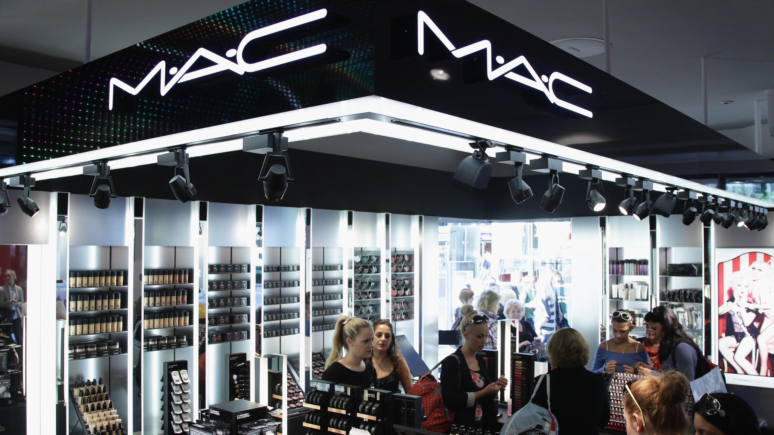 Сайт Магазина Косметики Мак