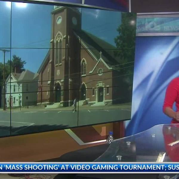Residents Rally to Save Historic Church