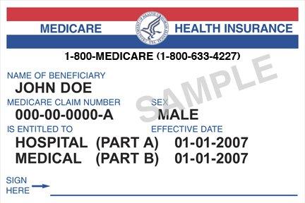 Medicare Card_588487