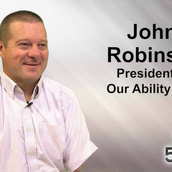 50 Over 50: John Robinson