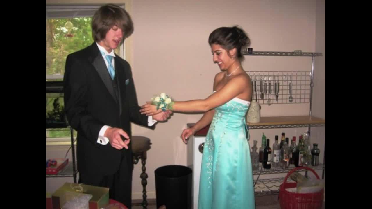 Ayla shares prom dress memories before