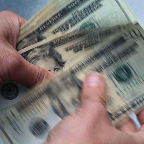 peeling bills