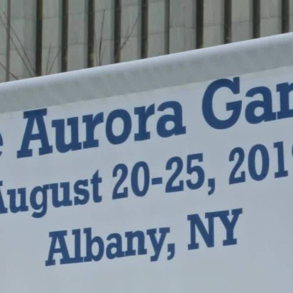 WEB EXTRA: Nancy Kerrigan talks Aurora Games coming to Albany