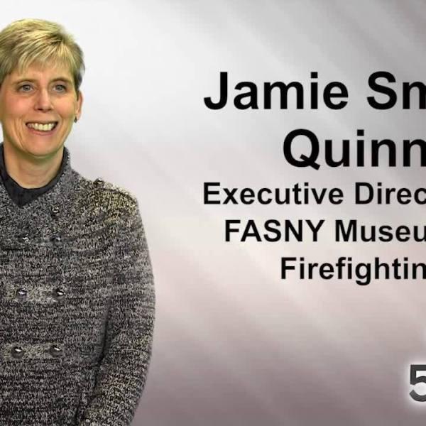 50 Over 50: Jamie Quinn