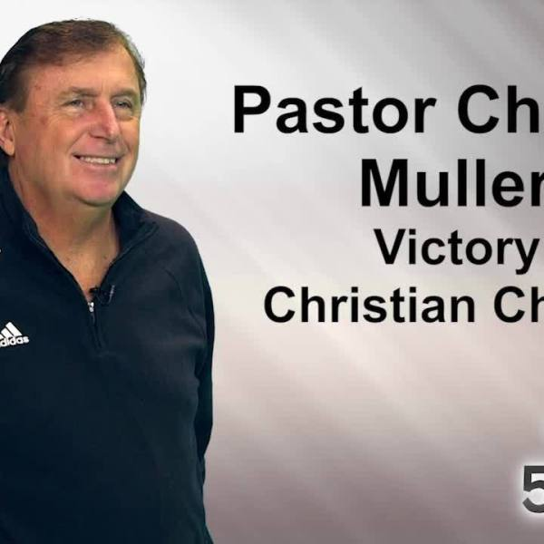 50 Over 50: Pastor Charlie Muller