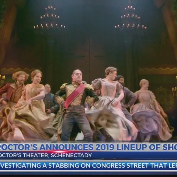 Proctors announces 2019 lineup of shows