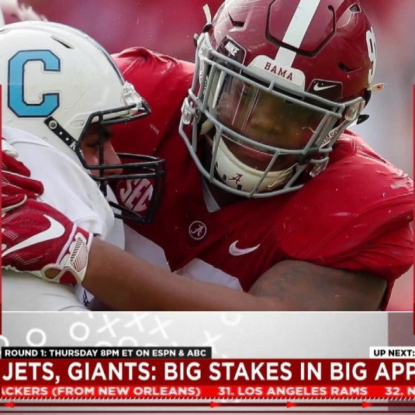 New York Jets at No. 3: Big Quinnen in the Big Apple?