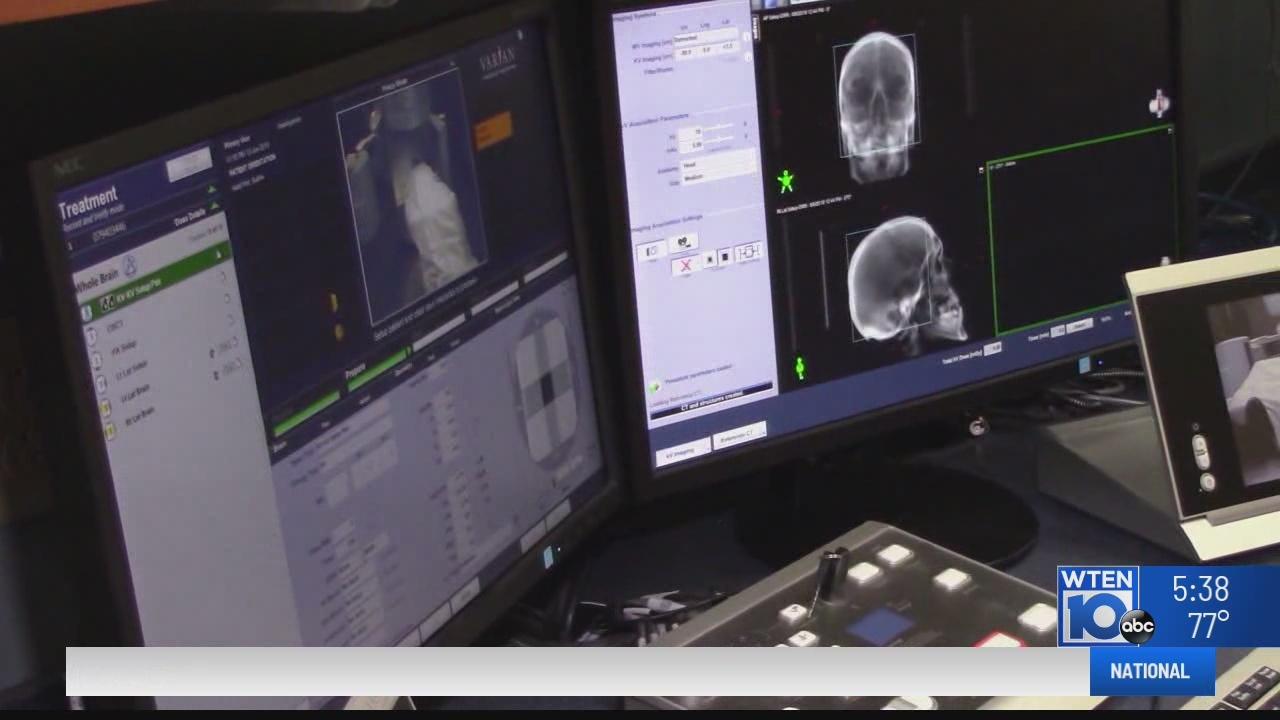 New cancer treatment comes to Albany Stratton VA Hospital