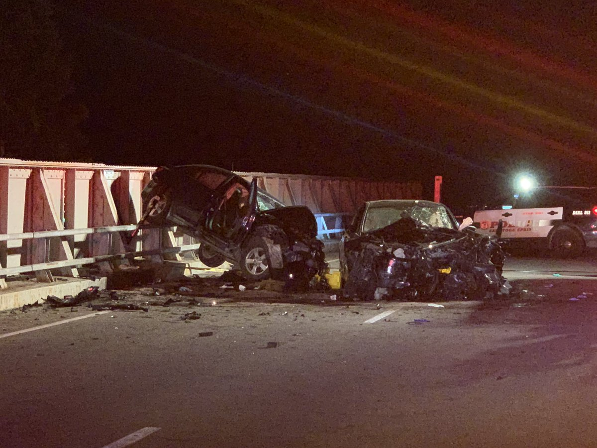 Driver cited with DWI in head-on Route 50 crash that hospitalized 3