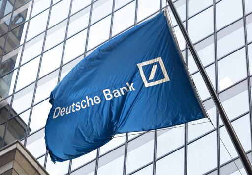 Deutsche Bank Flag