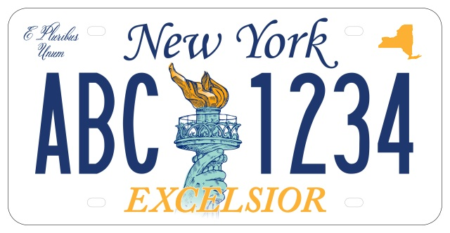 Governor calls off proposal to replace NY license plates