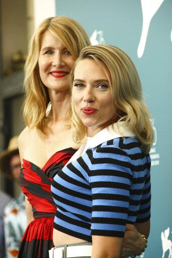 Laura Dern, Scarlett Johansson