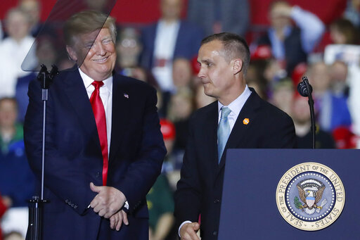 Donald Trump, Corey Lewandowski