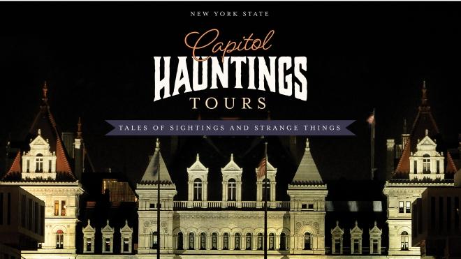 Capitol Hauntings Tour