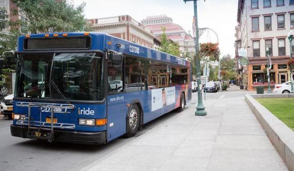 CDTA bus