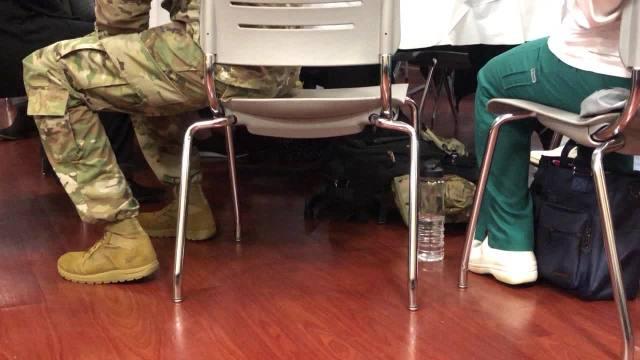 Training program helps to close the veteran-civilian gap