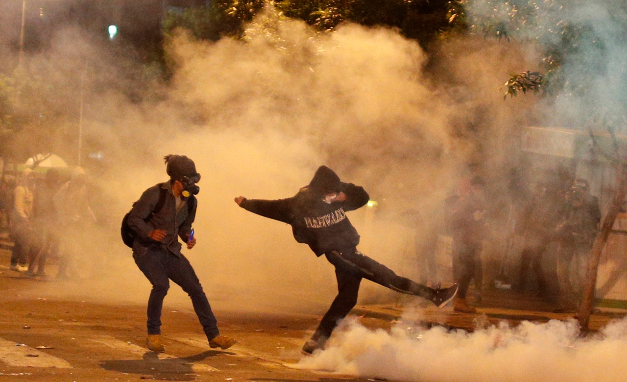 Albany officials comment on proposed tear gas ban